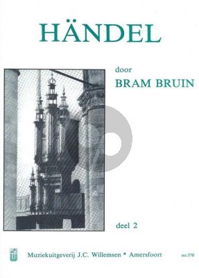 Handel Album Vol.2 Orgel