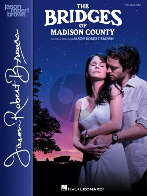 Brown The Bridges of Madison County (Vocal Score)