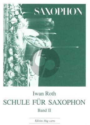 Roth Schule für Saxophon Vol.2