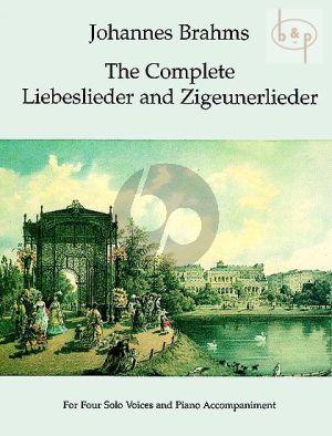 Liebeslieder - Neue Liebeslieder - Zigeunerlieder
