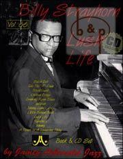 """Jazz Improvisation Vol.66 Billy Strayhorn """"Lush Life"""""""