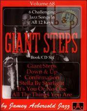 Jazz Improvisation Vol.68 Giant Steps Advanced Level