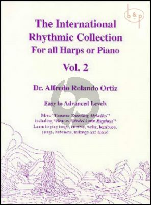 International Rhythmic Collection Vol.2 for all Harps
