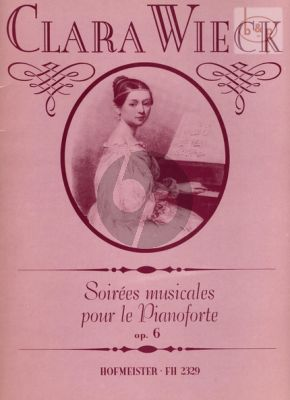 Soirees Musicales Op.6 Piano solo