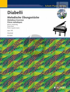 Melodische Ubungsstucke Opus 149