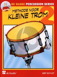 Bomhof Methode voor Kleine Trom Vol. 2