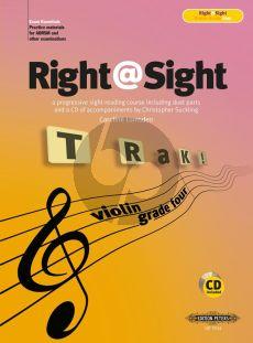 Right @ Sight Grade 4 Violin