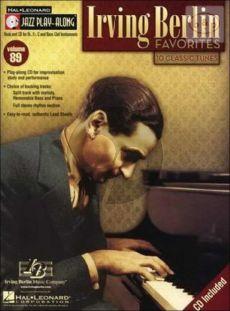 Favorites (Jazz Play-Along Series Vol.89)