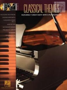 Classical Themes Piano Duet