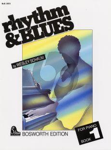 Schaum Rhythm & Blues Vol.1 Piano solo