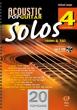 Langer Acoustic Pop Guitar Solos Vol.4 20 Pop Songs (Noten und TAB) (Buch mit Cd)