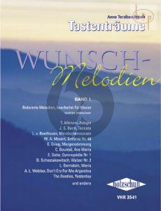 Tastentraume - Wunschmelodien Vol.1