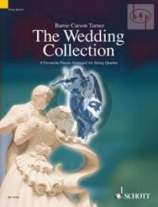 The Wedding Collection (8 Favourite Pieces) 2 Vi.-Va.-Vc.