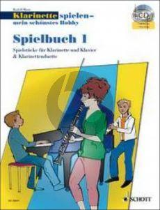 Klarinette Spielen mein schonstes Hobby Spielbuch 1