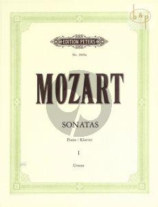 Sonaten Vol.1 Klavier