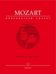 Mozart Konzert No.1 D-dur KV 412 + 514 (Horn[D/F]) (Barenreiter)