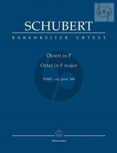Octet F-major D.803 Op.Posth.166 (Winds-Strings)