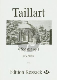 6 Sonaten Op.1
