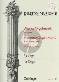Wiener Orgelmusik um 1800