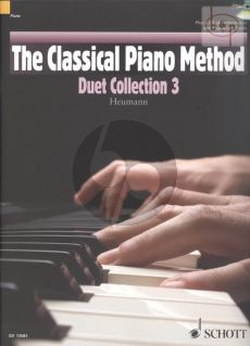 Classical Piano Method Duet Collection 3