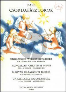 Hungarian Christmas Songs
