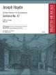 Haydn Symphony No.47 G-Major 'Palindrome' Hob. I:47 Robbins Landon Set of Parts (4-3-2-2-1)