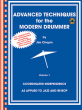 Chapin Advanced Techn. of the Modern Drummer Vol.1