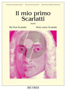 Il Mio Primo Scarlatti - My First Scarlatti for Piano (Riccardo Risaliti)