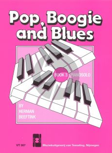 Pop, Boogie and Blues Vol.3 Piano