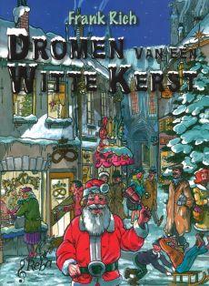 Dromen van een Witte Kerst Keyboard met Teksten - Frank Rich