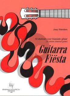 Wanders Guitarra Fiesta (10 Pieces) (Grade 4)