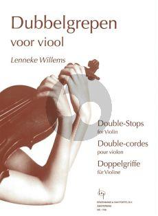 Willems Dubbelgrepen voor Viool (Double Stop Studies)