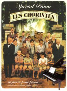Coulais Les Choristes - bande originale du film spécial piano