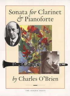 O'Brien Sonata for Clarinet and Piano