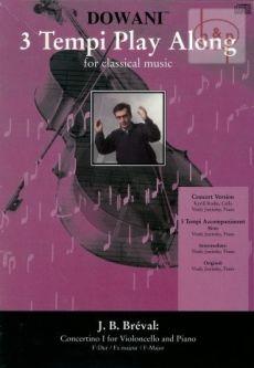 Concertino No.1 F-major (Solo Part-CD)