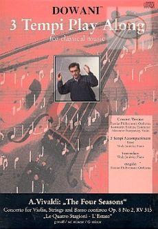 Concerto g-minor RV 297 Op.8 No.2 Summer
