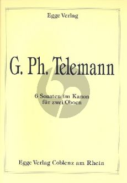 6 Sonaten im Kanon Op.5