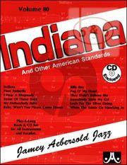 Jazz Improvisation Vol.80 Indiana