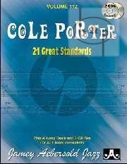 Jazz Improvisation Vol.112 Cole Porter 21 Great Standards