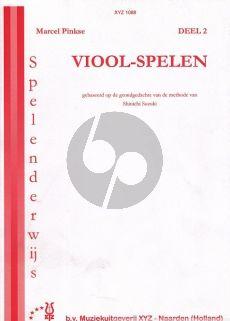 Pinkse Viool Spelen Vol.2