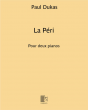Dukas La Peri 2 Pianos