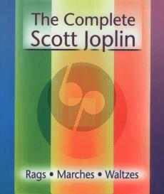 Complete Scott Joplin: Rags-Marches-Waltzes