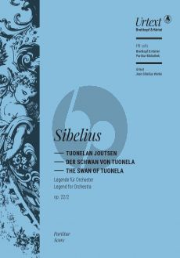 Sibelius The Swan of Tuonela Op. 22 No. 2 Full Score (edited by Tuija Wicklund)