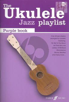 Ukulele Jazz Playlist Purple Book