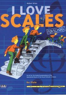 Winn I Love Scales for Flute