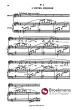 Hahn Chansons Grises Voix Moyenne et Piano (textes Paul Verlaine)
