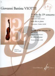 Concerto No.19 c-minor 1e Solo