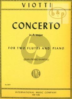 Concerto A-major