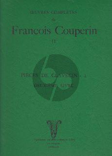 Couperin Pieces de Clavecin Vol.1 (Maurice Cauchie - Kenneth Gilbert) (L'Oiseau Lyre)