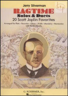 Ragtime Solos-Duets